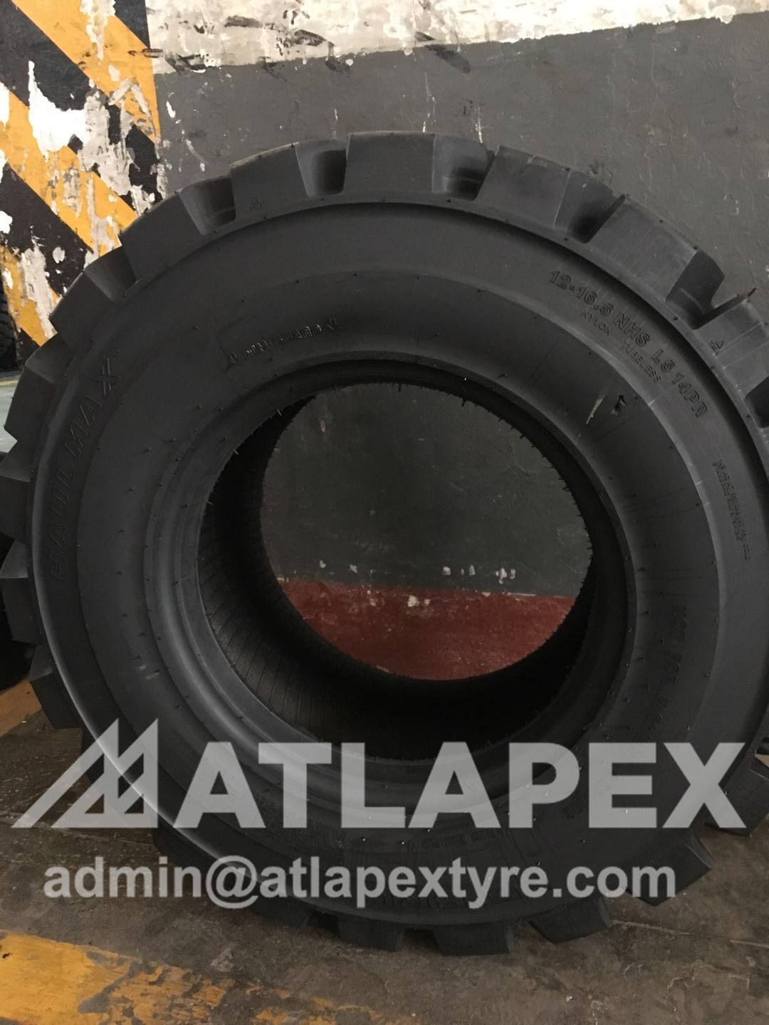 Tire for Bobcat A300