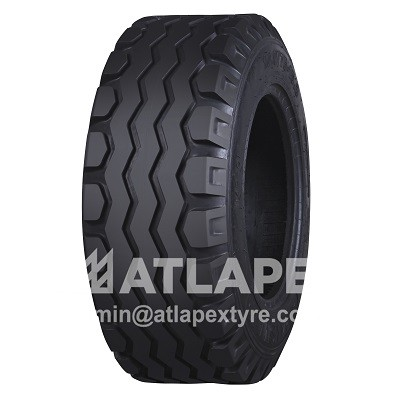 Trailer tire 12.5/80-18 with AT-ROFRE I pattern for trailer use