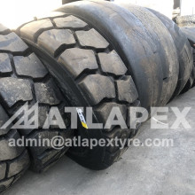 ATLAPEX port tire with Excellent performance in the filed