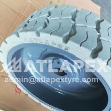 Total solution for scissor lift wheels, scissor lift tires.