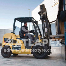 ATLAPEX most completed  forklift tires both in pneumatic tires and solid tire with different patterns