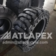 New design 33x12-20 (12-16.5), with side apertures for skid steer use.