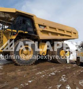 Mining Wheel 51-24.00/5.0 5PCS for tire 33.00-51 RIM in CAT 785D
