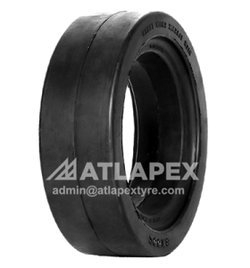 SOLID TIRE  10.00-20  for port trailer use with AP-SM Pattern
