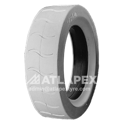 SC-LUG4(Resilent) solid cleaning car tire