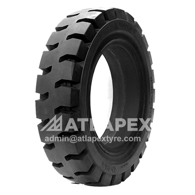ATLAPEX forklift tyres WITH AP-LUG2 PATTERN FOR FORKLIFT USE