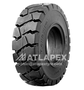CONTIRUN eletric forklift solid tires special design for eletric forklift