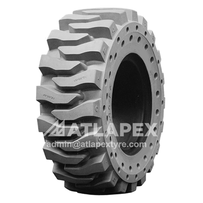 AP-TG Solid Telehanler tires for  Telescopic Booms