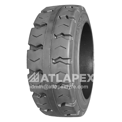 PNRN Press on solid tires for electric forklift