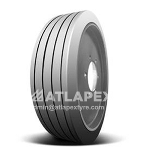 Solid tire 16X5 with SC-RB1 pattern