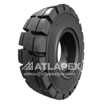DURUN solid rubber tires for forklift use