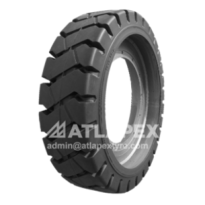 12.00-20 solid trialer tires with CONTIRUN pattern