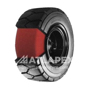 Neumáticos rellenos de espuma