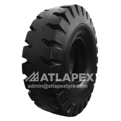 21.00-25 Port tire with AT-IND4 pattern for port use