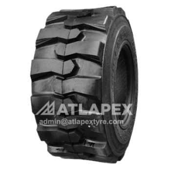 10-16.5 tyre with AT-SKS1+ pattern for skid steer use