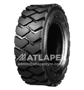 Skid Steer 12-16.5 tires with AT-SKS2 for baocat use