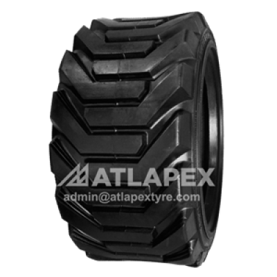 385/65-22.5 tire with AT-BLT pattern for boom lift