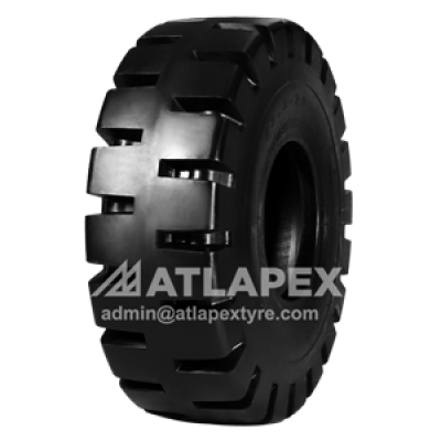 26.5-25 L-5 TIRE with AT-ML5 pattern for wheel loader use