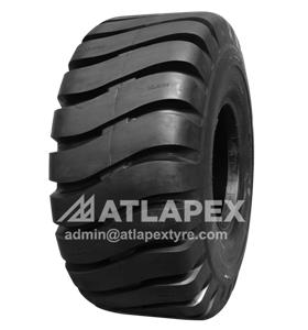 26.5-25 Wheel loader tire with AT-L4C pattern for wheel loader use