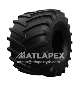 66x43.00-25 tyre with AT-SV2 pattern for  seismic vibrating machine and tractor
