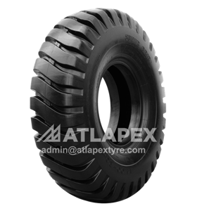 14.00-20 tire with AT-UB3 pattern for underground use