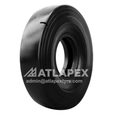 18.00-25 L-4S Underground LHD tire with AT-US4 pattern for underground use
