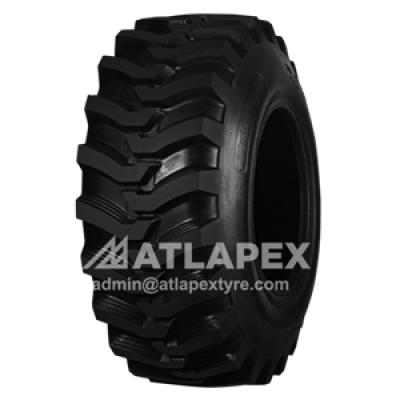 Backhoe tyre 19.5L-24  R-4 wtih AT-BKR1B pattern