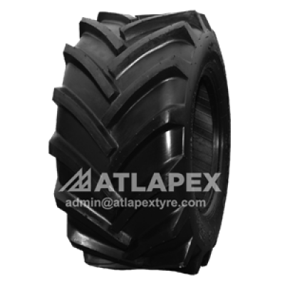 26X12.00-12 tire with AT-TRN pattern for mower use