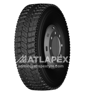 12R22.5 TBR tire with BY35 pattner for truck use on drive wheel