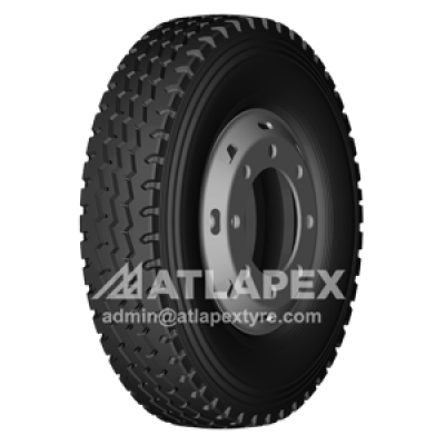 12R22.5 TBR tire with BS28/BYA682 pattern for truck use