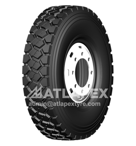 concrete mixer tire with BY06 pattern for driving wheel position