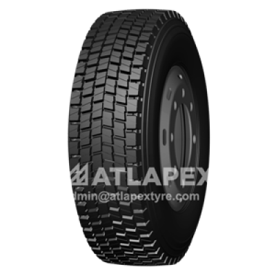 295/80R22.5 with BYD68/BYD68+ pattern for bus use