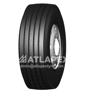 385/65R22.5 TYRES with BY502 pattern for bus use