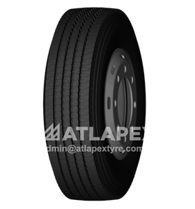 315/80R22.5TBR tire with BYS692 pattern