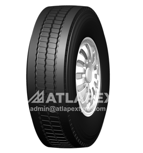 12r22.5 Bus tyre with BYA658 pattern
