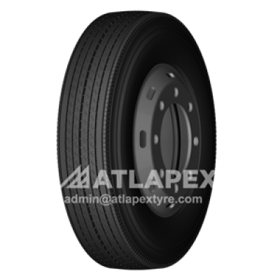 11R24.5 tire with BYD695 pattern