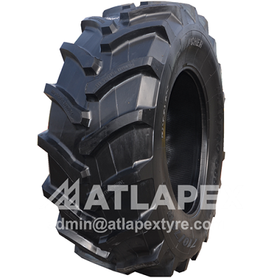 800/65R32 Radial agricultural tire with AX-TRAKING R-1W RADIAL pattern