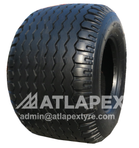 Implement tire 400/60-15.5 with AX-MTIRIB II I-1 pattern