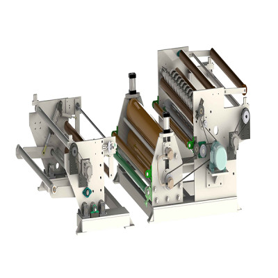 Perforated Fabric Machine