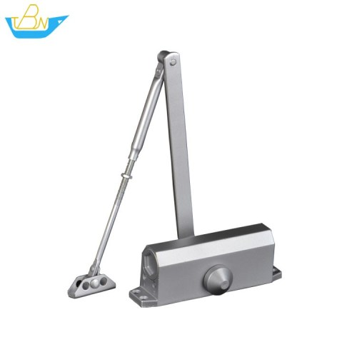 High Quality Fireproof Overhead Die-cast Aluminum Alloy Hydraulic Exposed Door Closer