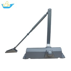 Good Quality Adjustable Power Hydraulic Automatic 180 degree Small Shell Exposed Door Closer
