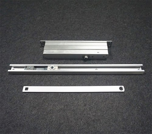 Classic High Quality Hot-sale Concealed Slide Rail Hold-open for Optional Hydraulic Door Closer