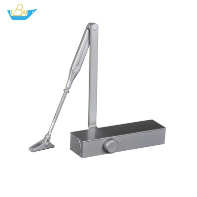 Adjustable Power Heavy Duty EN5 Optional BC and DA Aluminum Alloy Hydraulic Exposed Door Closer