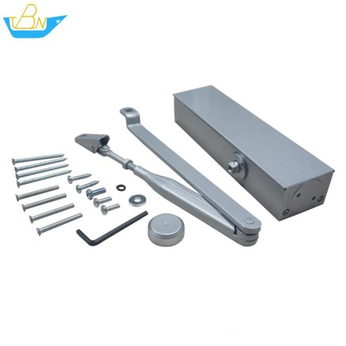 Adjustable Power Heavy Duty EN5 Optional BC and DA Aluminum Alloy Hydraulic Exposed Door Closer