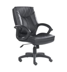 Y & F Офисный стул со спинкой из искусственной кожи (HF-366-1)