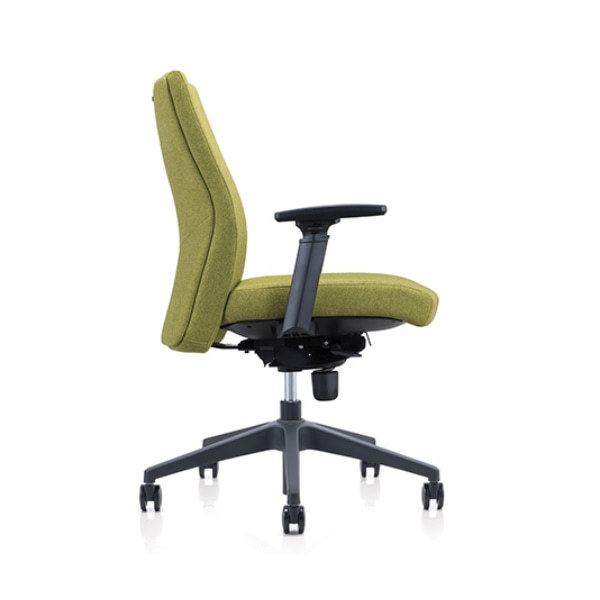 Y&F Middle Back Mesh Office Computer Chair with height adjustable armrest(YF-620-134)