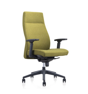 Chaise d'ordinateur de bureau à dossier haut Y&F Mesh (YF-820-134)