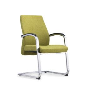 Réception de bureau et chaise d'invité en tissu en maille à dossier moyen Y&F (YF-1620)