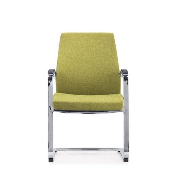 Réception et chaise d'invité de bureau de tissu de maille de dos moyen de Y&F (YF-1620)