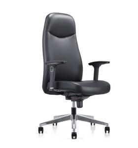 Y & F Офисный стул с высокой спинкой и высокой спинкой из искусственной кожи (YF-823-0895)
